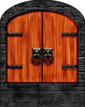 HeroQuest Double Door
