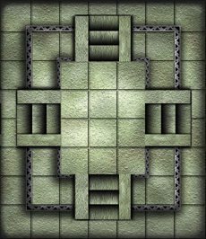 HeroQuest Altar