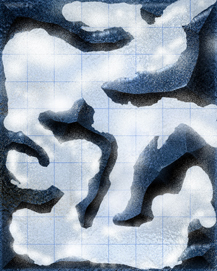 HeroQuest Cavern 1