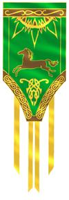HeroQuest Eomer's Banner
