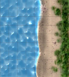 HeroQuest Beach