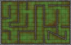 HeroQuest Maze One