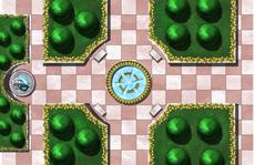 HeroQuest Palace Garden