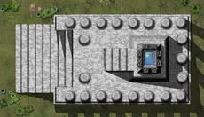 HeroQuest Tempio in Pietra Blu